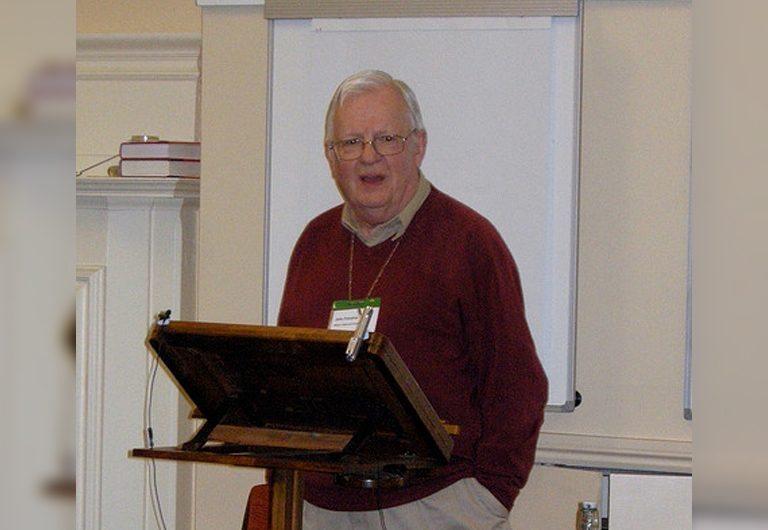 FAHE 2008 – John Punshon