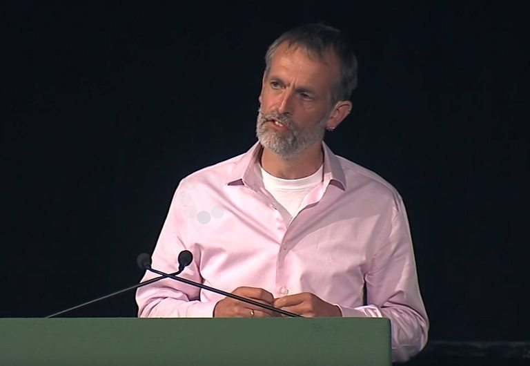 2014 Swarthmore Lecture (Video)