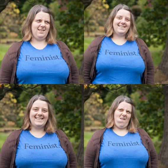 My Feminist T-shirt Woodbrooke Quaker Conference Centre