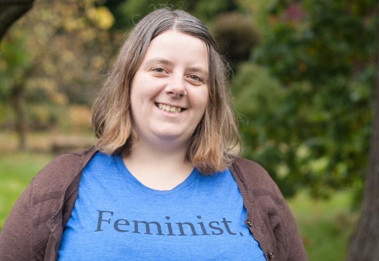Maud Feminist T-shirt