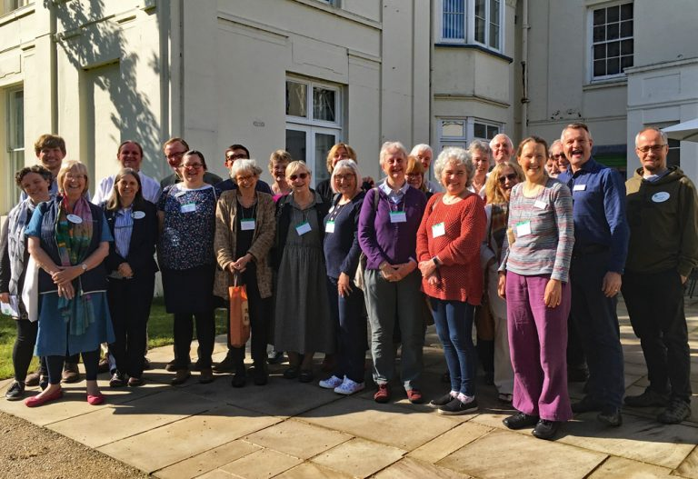 Experiments in faith: finding a meeting-centred approach Woodbrooke