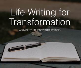 A Taste of Life Writing for Transformation™ Woodbrooke Quaker Conference Centre