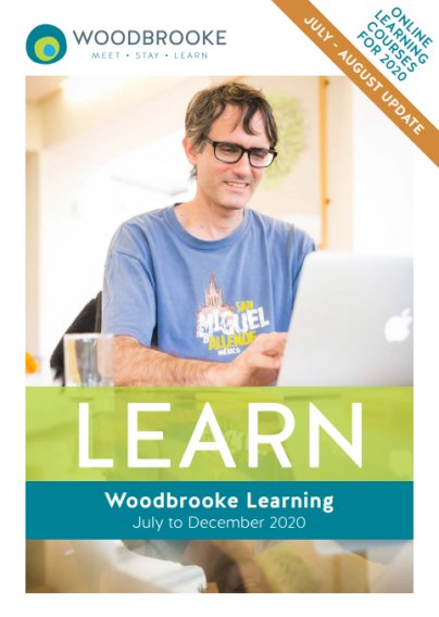 Request a course brochure Woodbrooke Quaker Conference Centre